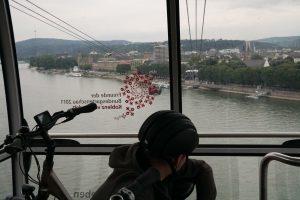 Luftseilbahn in Koblenz