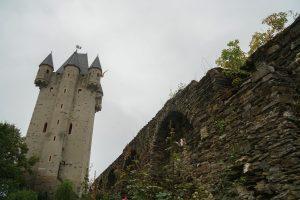 Burgruine der Stein´schen Burg