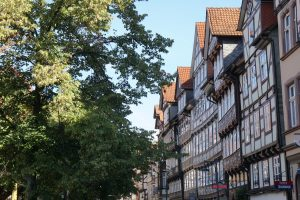 Fachwerkhäuser in Hannoversch Münden